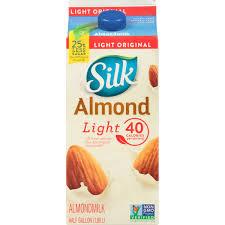 original light almondmilk half gallon