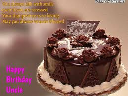 Happy Birthday Wishes For Uncle Quotes And Images Ultra Wishes