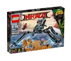 LEGO Ninjago Movie Water Strider 70611 (494 Pieces) - Walmart.com - Walmart .com
