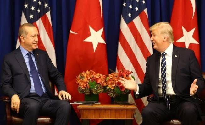 Başkan Erdoğan'dan ABD'de baş döndüren trafik ile ilgili görsel sonucu
