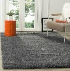 solid dark gray area rug rugs 4 x