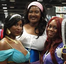 Black Sci-Fi Enthusiasts Take to D.C. Awesome Con | Afro