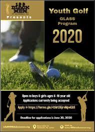 Youth Golf - 100 Black Men of Savannah