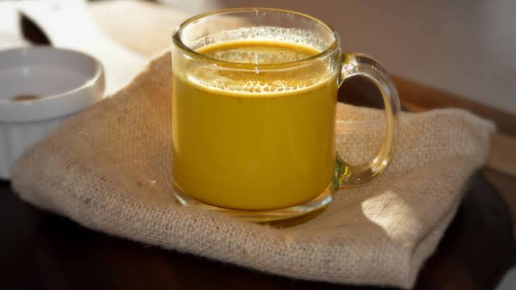 Image result for Turmeric Milk for chest pain""