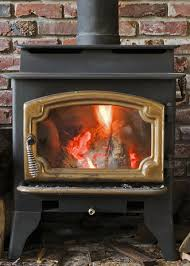 how to clean a wood burning stove