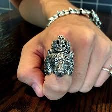 judah men s silver rastafari ring