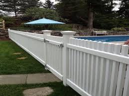 Wood Pool Fencing Britain Fence Custom Wood Pool Fence Company Ct Britain Fence
