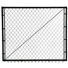 Fit Right 24 72 Wide Chain Link Fence Walk Through Gate Kit At Menards
