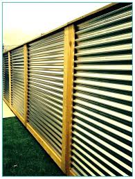 Corrugated Metal Privacy Fence Corrugated Metal Fence Lovely Corrugated Metal Fencing Corrugated Fence Ru Corrugated Metal Fence Metal Fence Metal Fence Panels