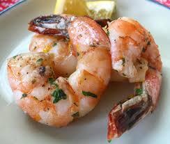 Oven Roasted Lemony Shrimp Recipe: Day ...