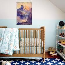 17 trendy ideas for the chic modern nursery