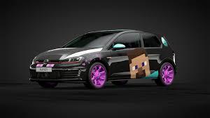 Minecraft Racer Car Livery By Airbossaj Community Gran Turismo Sport