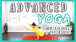 arm balances inversions liel cheri