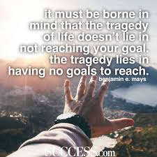 motivational quotes about successful goal setting success