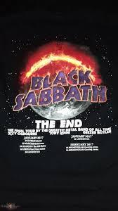 black sabbath t shirt tshirt