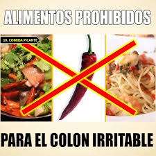 Ozonoterapia Ayacucho - Alimentos Prohibidos para el Colon Irritable |  Facebook