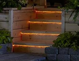 Deck Fence Lighting Canadian Tire