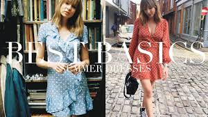 testing basics summer dresses tea