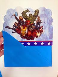 Lote De 12 Tarjetas De Invitacion De Superheroe Superman De Los