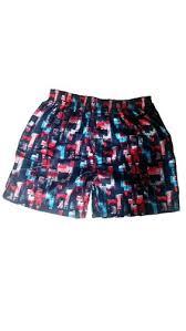 thigh length men cotton boxer shorts