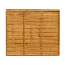 5ft Fence Panels B M Stores