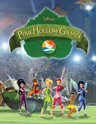 Tinker Bell: Đại Hội Ở Pixie - Tinker Bell: The Pixie Hollow Games ...
