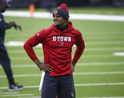 Report: Deshaun Watson has relayed his top choice for Texans head coach