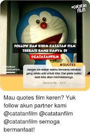 catatan follow dan kirim catatan film terbaik kamu hanya di film