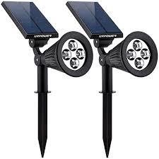 10 best outdoor solar spot lights in