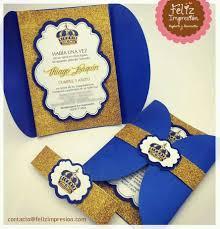 Tarjeta Invitacion Corona Tarjetas De Invitacion Tarjetas De
