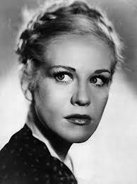 Hildegard Knef in Film ohne Titel (1948) | Portrait, Actresses, Film