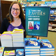 Abby Cooper - It was such a fun signing this afternoon!...   Facebook