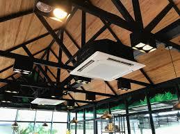 exposed ceilings vs suspended ceilings