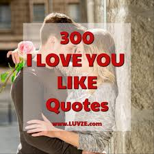 i love you like quotes sayings and messages
