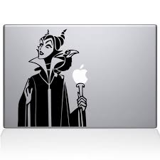Maleficent Sleeping Beauty Macbook Decals The Decal Guru
