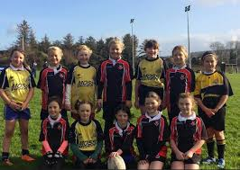 Girls fly the rugby flag with pride | KillarneyToday.com