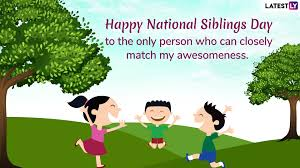 National Siblings Day 2019: Funny ...