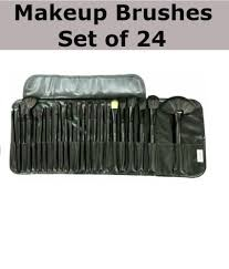 fever mac 24 all over makeup brushes
