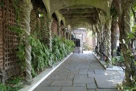 kensington gardens the tudor garden