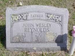 REYNOLDS, JOHN WESLEY - Baxter County, Arkansas | JOHN WESLEY REYNOLDS -  Arkansas Gravestone Photos