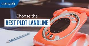 pldt landline plan