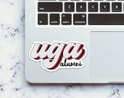 Alumni Sticker Etsy