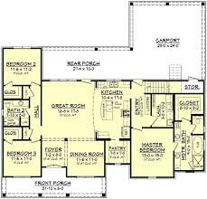 1900 sq ft plan 50 242