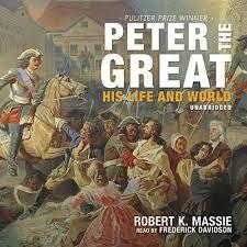 Peter the Great by Robert K. Massie   Audiobook   Audible.com