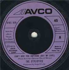 the stylistics can t give you