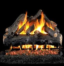 vented ventless gas logs