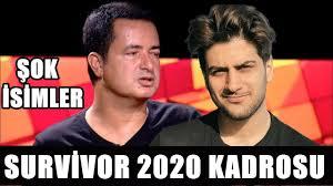 Survivor 2020 Kadrosu - Şok İsimler Survivor 2020 Kadrosu ...