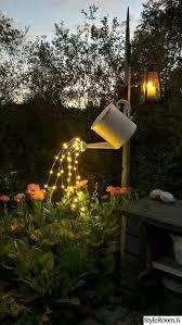 fairy solar lights creating