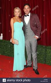 Adam Thomas and girlfriend Caroline Daly The British Soap Awards ...