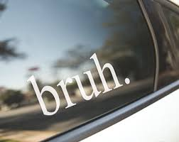 Car Decal Funny Etsy